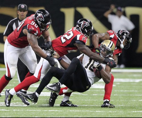 Atlanta Falcons send New Orleans Saints to 0-3 with 45-32 victory