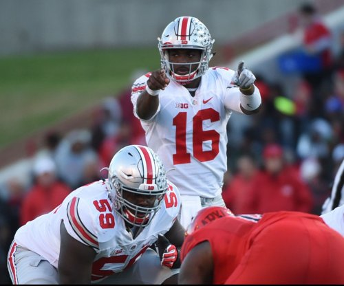 J.T. Barrett, Curtis Samuel lift No. 5 Ohio State in rout of Maryland