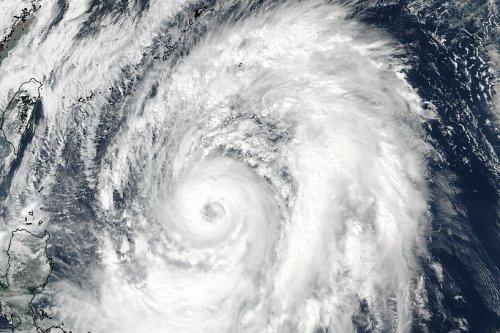 Typhoon Lan barrels toward Japan, delays election count