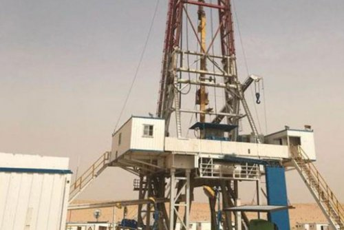 Oil potential in West Africa building