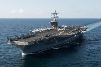 USS Dwight D. Eisenhower returns home after pre-deployment tests