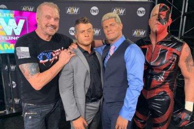 AEW Dynamite: Cody brawls with Chris Jericho, Jon Moxley faces Pac