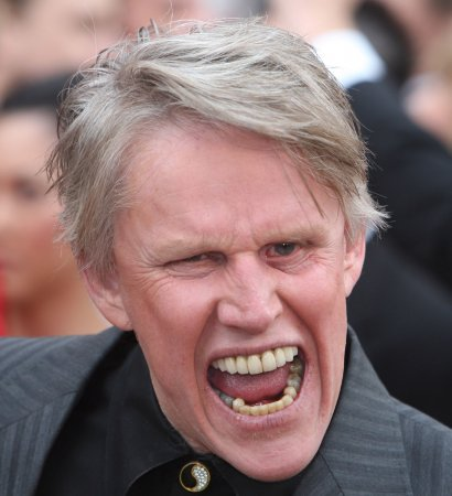 Busey booted off of 'Apprentice'