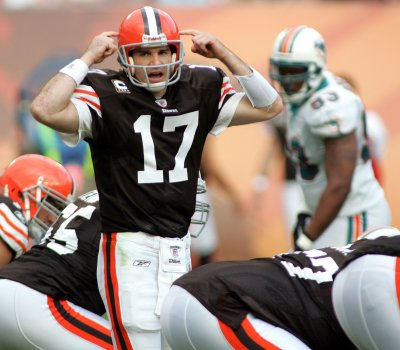 Delhomme to start again for Browns