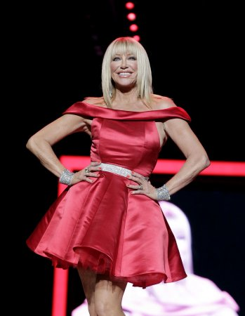 Suzanne Somers says she and her husband have sex twice a day