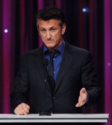 Sean Penn up for Critics' Choice honor