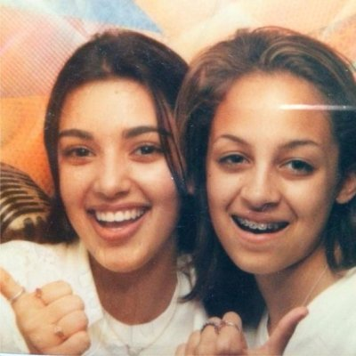 Kim Kardashian shares 'Throwback Thursday' photo with Nicole Richie at age 13