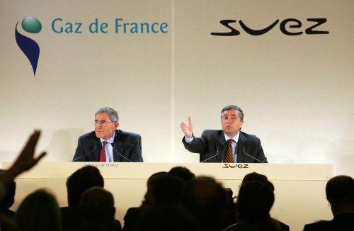 GDF Suez lauds North Sea oil, gas gains