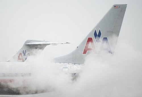 American Airlines flight lands as cabin walls break midflight