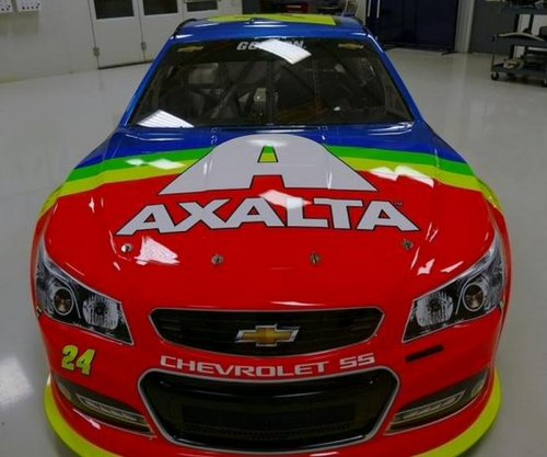 Jeff Gordon bringing back legendary rainbow paint scheme