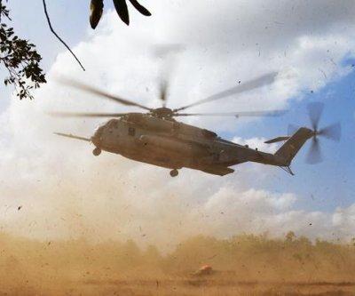 One U.S. servicemember dead after Camp Lejeune helicopter 'hard landing'
