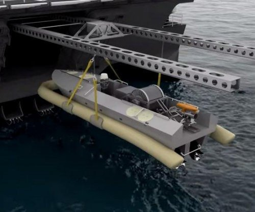 Textron begins testing Common Unmanned Surface Vehicle