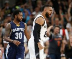 Kawhi Leonard and Co. carry San Antonio Spurs past Memphis Grizzlies with three-point barrage