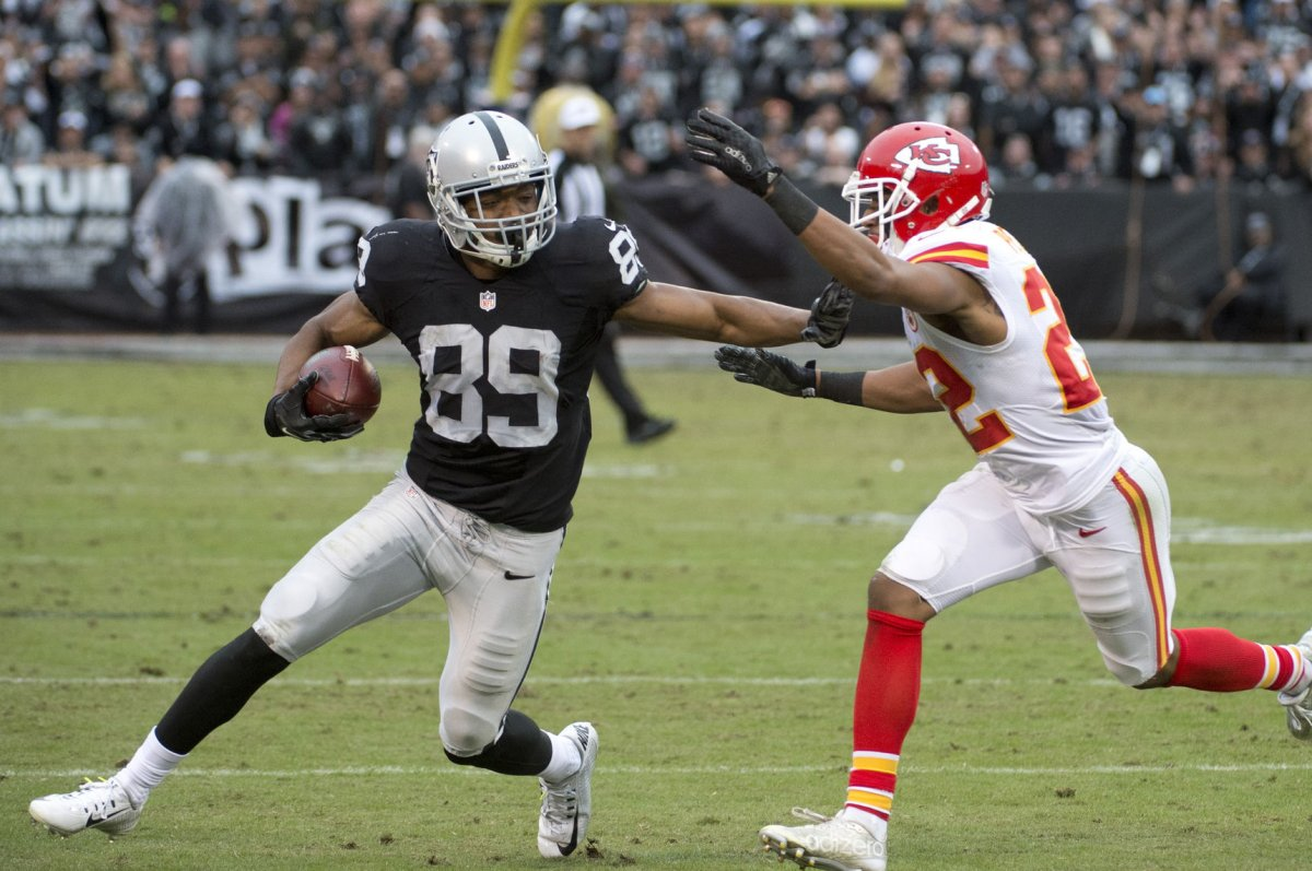 Oakland Raiders WR Amari Cooper game time decision for Kansas City