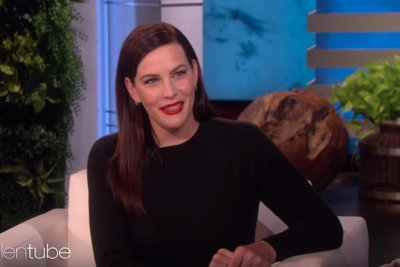 Liv Tyler says Steven Tyler is 'very sweet' as a grandfather