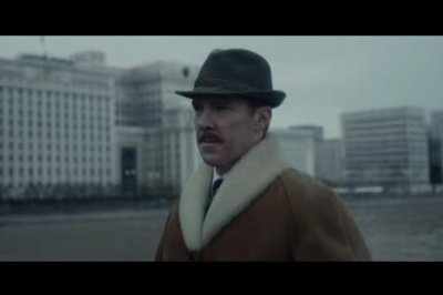 'The Courier' trailer: Benedict Cumberbatch plays salesman-turned-spy