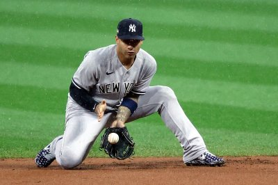 New York Yankees put star SS Gleyber Torres on IL with left thumb sprain