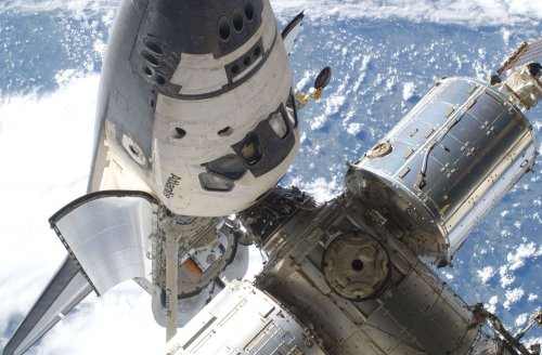 STS-132's second spacewalk completed
