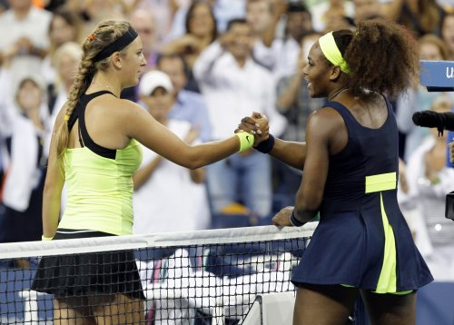 Azarenka, Williams to meet in semifinals