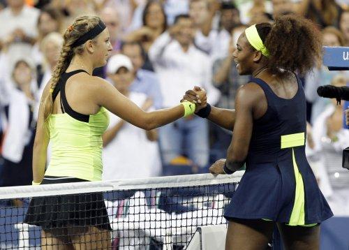 Azarenka, Williams to meet in semifinals
