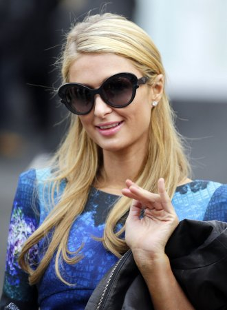 Paris Hilton instagrams nearly nude photo of herself