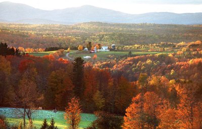 Fall foliage arriving later, lasting longer