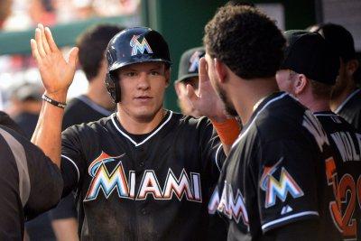 Derek Dietrich, Cole Gillespie bright spots for struggling Miami Marlins