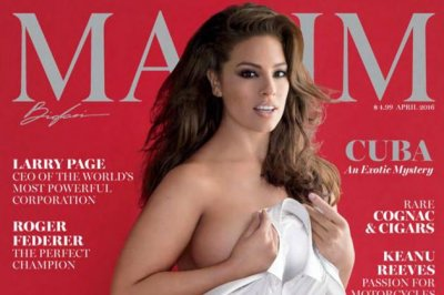 Ashley Graham takes on Photoshop claims: 'I was not slimmed down'
