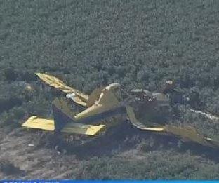 Pilot killed in crop duster crash in Arkansas