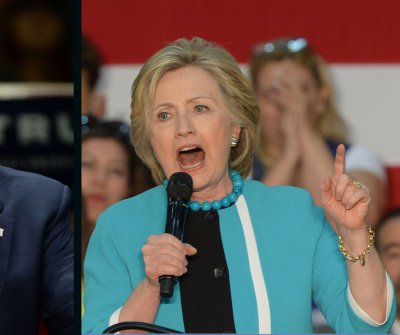 Hillary Clinton, Donald Trump trade accusations of bigotry on campaign trail