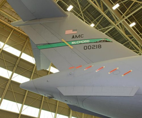 U.S. Air Force finalizing C-17 drag reduction tests