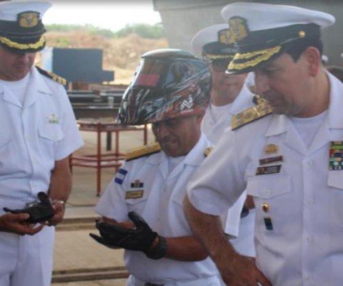 Cotecmar begins construction for Honduran logistics ship