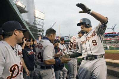 Nick Castellanos, Justin Upton lead Detroit Tigers' hit parade in 13-4 win