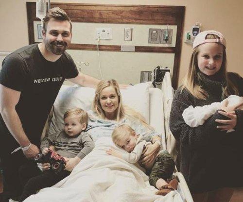 'Bachelorette' alum Emily Maynard welcomes fourth child