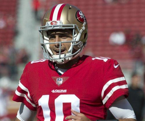 Fantasy Football: San Francisco 49ers name Jimmy Garoppolo starting QB