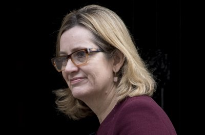 Sajid Javid replaces Amber Rudd as British home secretary