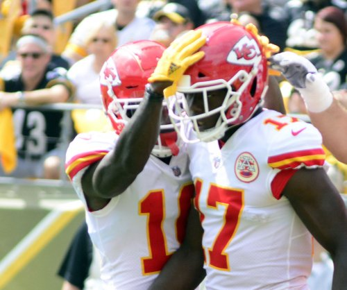 Jaguars ink Chiefs free agent wide out Chris Conley