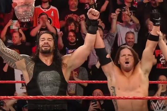 size 40 43ad5 c71a3 WWE Raw  AJ Styles, The Miz join red brand in superstar shake-up - UPI.com