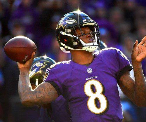 Ravens QB Lamar Jackson on accuracy: 'It's been everywhere'