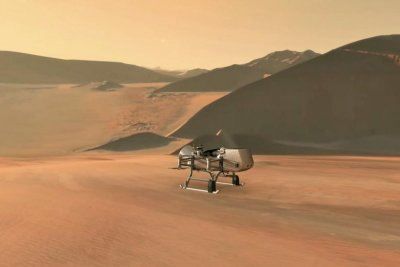 NASA will send rotorcraft-lander to Titan for newest exploratory mission