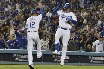 NLDS: Los Angeles Dodgers top Washington Nationals for 1-0 lead