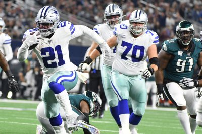 Ezekiel Elliott powers past Eagles on SNF; Dallas takes control of NFC East