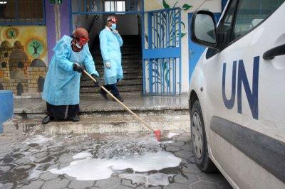 U.N. triples coronavirus aid appeal to help most vulnerable countries