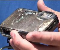 Family's camera found seven years after falling into Florida bay