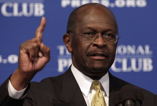 Cain accuser wants to speak publicly