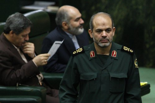 Israel weak, Iranian defense minister says