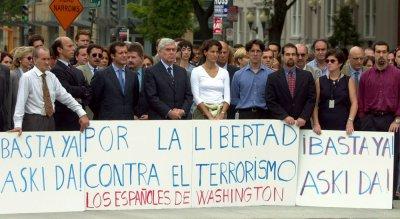 Spain rejects ETA cease-fire proposal