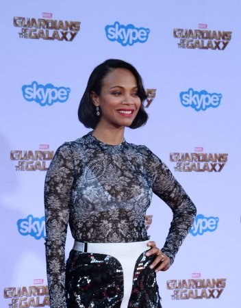 Zoe Saldana confirms she's expecting twins