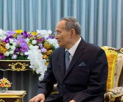 King of Thailand cancels 87th birthday celebration