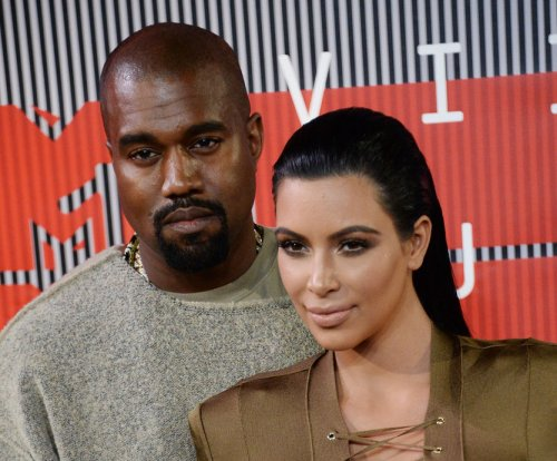 Kim Kardashian previews Kanye West's new fashion collection